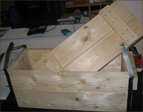 Ящик для подшипников